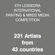 5th Lessedra International Painting & Mixed Media Competition