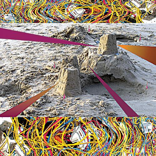 « Destroy », 2015, estampe numérique, 11 x 11 cm