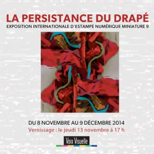 Exposition Internationale d'estampe numérique